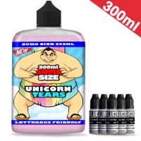 300ml Unicorn Tears - Sumo Size Shortfill
