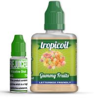 Gummy Fruits - Shortfill - Tropicoil