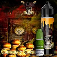 Captain's Custard Donut -  Shortfill