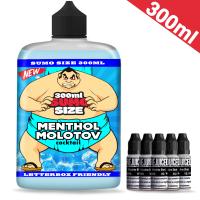 300ml Menthol Molotov - Sumo Size Shortfill
